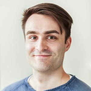 Aleksi Hoffman headshot