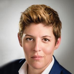 Sally Kohn headshot