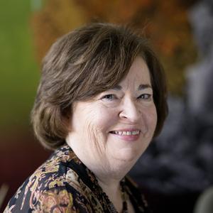 Kathleen Krull headshot