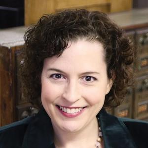 Elizabeth C. Bunce headshot