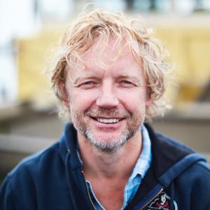 Bart van Olphen headshot