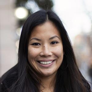 Cecily Wong headshot