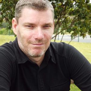 Mark R. Healy headshot