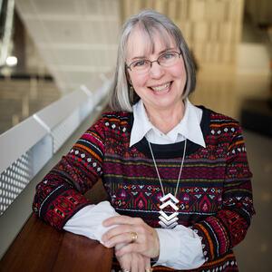 Mary Jedlicka Humston headshot