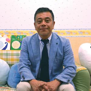 Kazuo Hiraki headshot