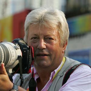 Bob Langrish headshot