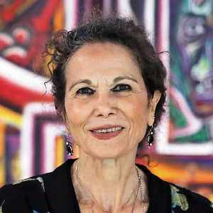 Julia Alvarez headshot