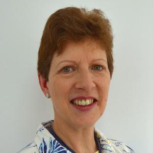 Gill Rapley headshot
