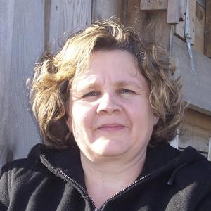 Judy Pangman headshot