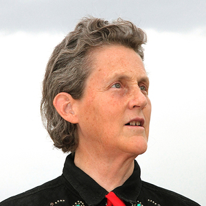 Temple Grandin headshot