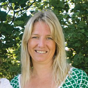 Camilla Arvidsson headshot