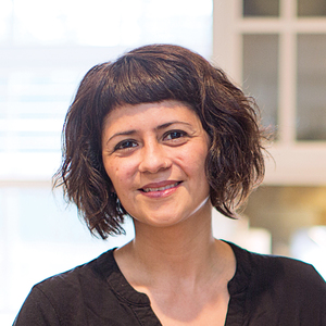 Claudia Lucero headshot