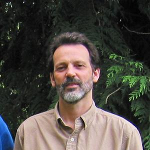 Douglas Justice headshot