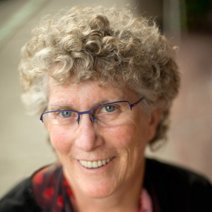 Patti Breitman headshot