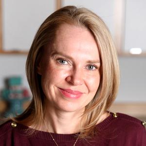 Anne-Marie Faiola headshot