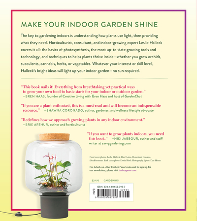 Gardening Under Lights Workman Publishing