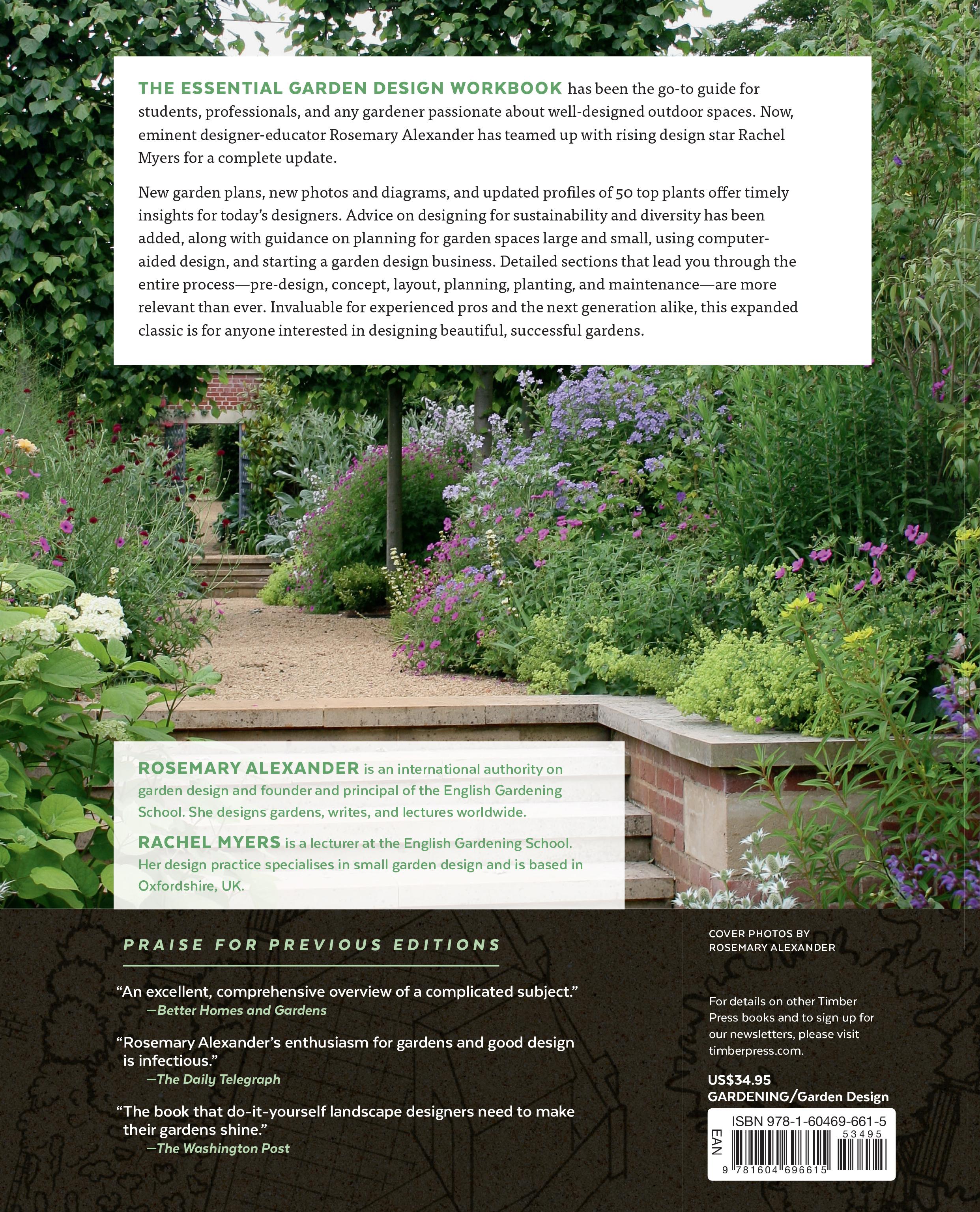 The Essential Garden Design Workbook Workman Publishing