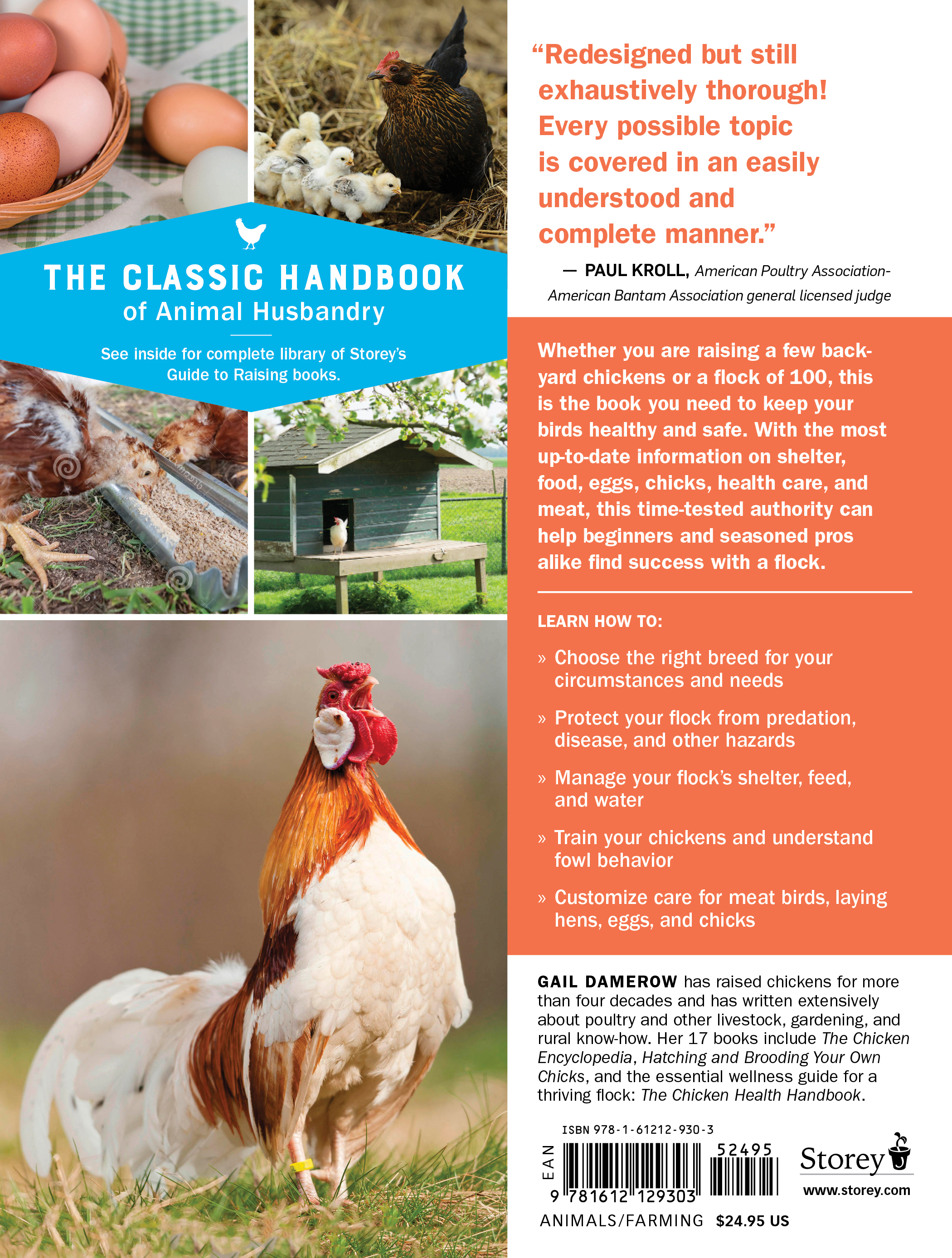 Storey's Guide to Raising Chickens, 4th Edition - Workman