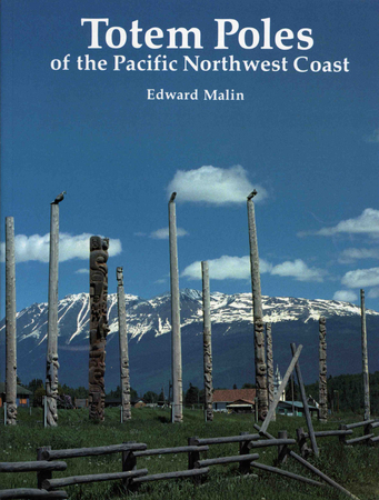 Book Cover for: Totem Poles of the Pacific Northwest Coast