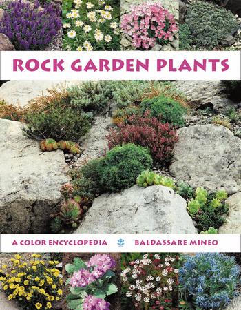 Book Cover for: Rock Garden Plants