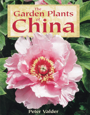 Book Cover for: The Garden Plants of China