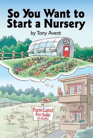Book Cover for: So You Want to Start a Nursery