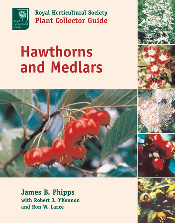Book Cover for: Hawthorns and Medlars