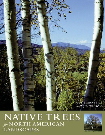 Book Cover for: Native Trees for North American Landscapes