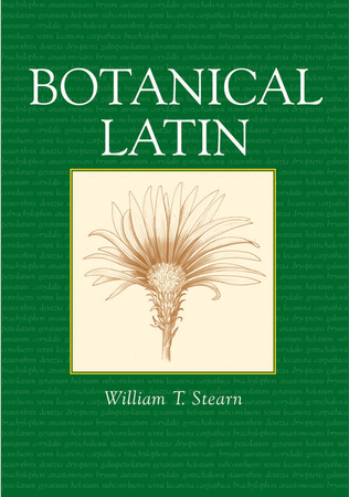 Book Cover for: Botanical Latin
