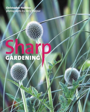Book Cover for: Sharp Gardening