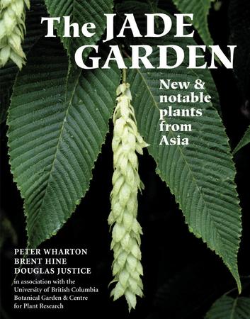 Book Cover for: The Jade Garden