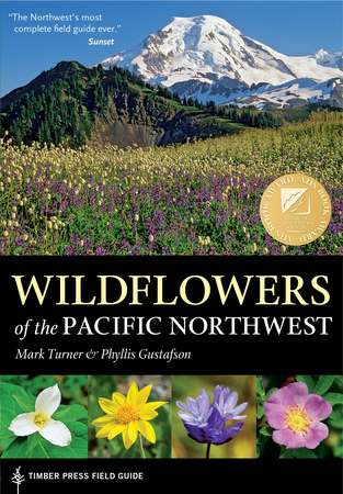 Book Cover for: Wildflowers of the Pacific Northwest