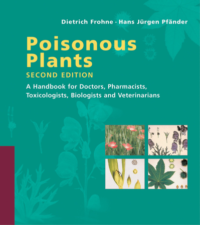Book Cover for: Poisonous Plants
