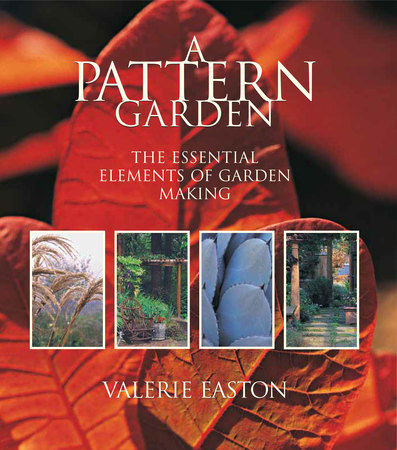Book Cover for: A Pattern Garden