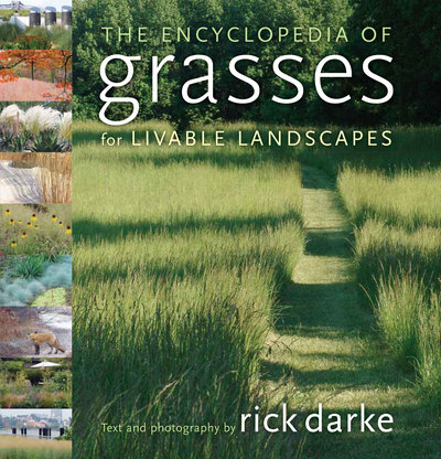 Book Cover for: The Encyclopedia of Grasses for Livable Landscapes