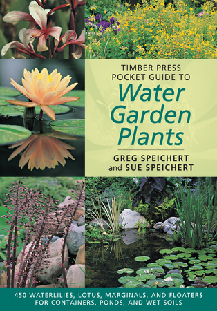 Book Cover for: Timber Press Pocket Guide to Water Garden Plants