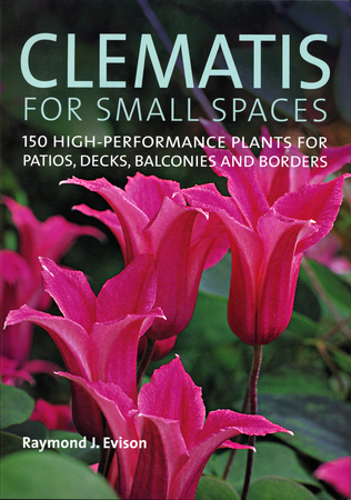 Book Cover for: Clematis for Small Spaces