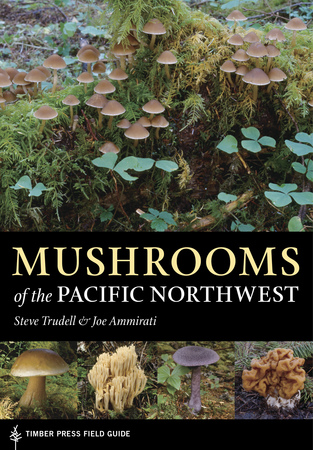 Book Cover for: Mushrooms of the Pacific Northwest