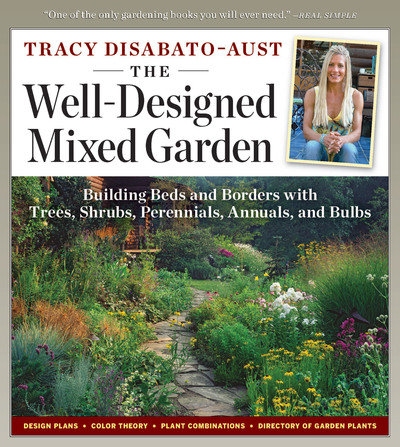 Book Cover for: The Well-Designed Mixed Garden