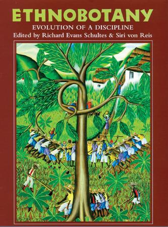 Book Cover for: Ethnobotany