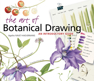 Book Cover for: The Art of Botanical Drawing