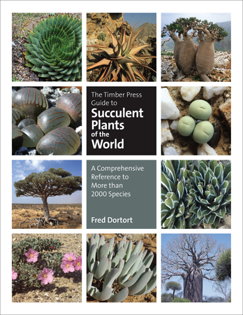 Book Cover for: The Timber Press Guide to Succulent Plants of the World
