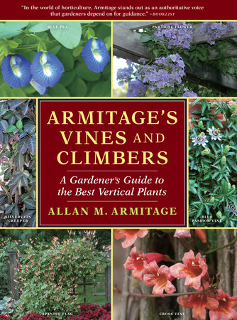 Book Cover for: Armitage's Vines and Climbers