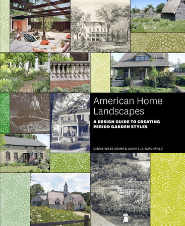 Book Cover for: American Home Landscapes