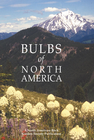 Book Cover for: Bulbs of North America