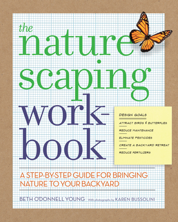 Book Cover for: The Naturescaping Workbook