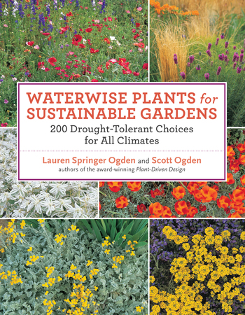 Book Cover for: Waterwise Plants for Sustainable Gardens