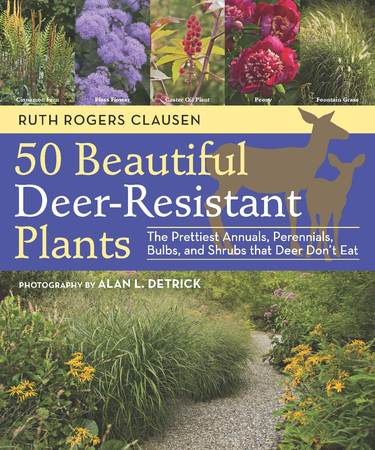 Book Cover for: 50 Beautiful Deer-Resistant Plants