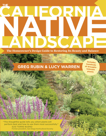 Book Cover for: The California Native Landscape