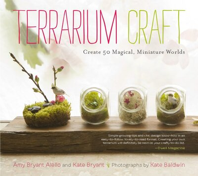 Book Cover for: Terrarium Craft